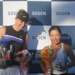 GOSEN CUP 2019 シングルス優勝はBADOSA Paula 選手!